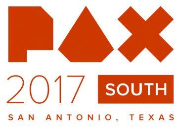 PAX south 2017