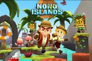 3D独立休闲游戏《诺诺岛》进苹果应用商店104国免费榜Top5