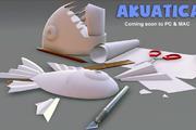纸雕塑风格国人游戏《AKUATICA》将于十月登录Steam
