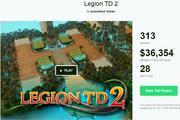 """《魔兽3》Mod""""Legion TD""""将推独立游戏,Kickstarter众筹中!"""