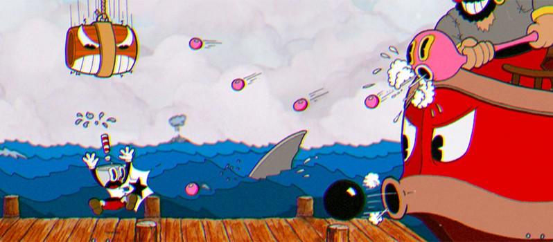 独立游戏《Cuphead》如何塑造自己独特的艺术风格