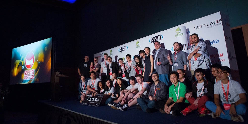 《Zombie Rollerz》勇夺Causal Connect Asia独立游戏大奖最具潜质游戏奖!