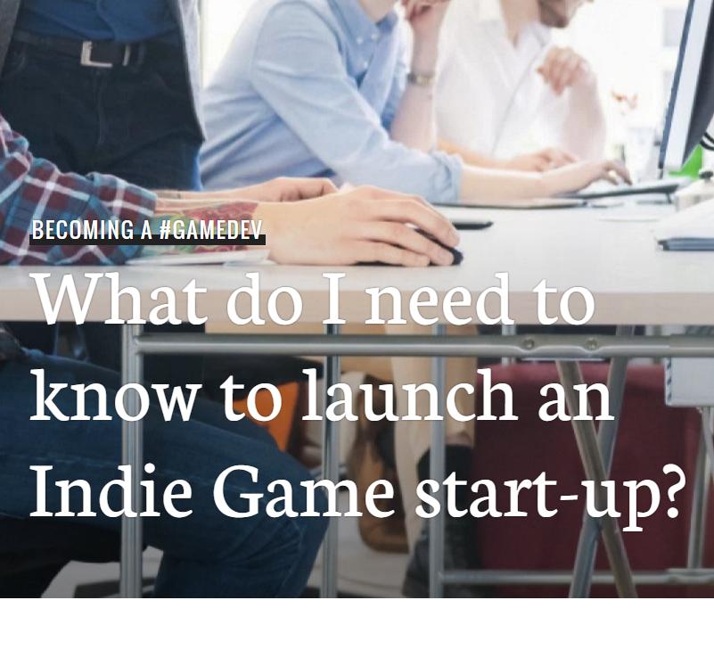 关于独立游戏发行你需要知道的一些事