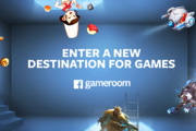 Facebook 推出游戏平台 Gameroom