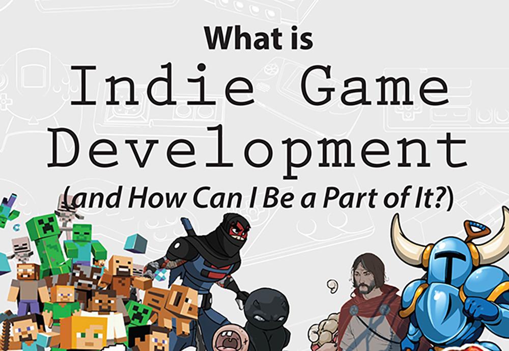 [译]关于独立游戏开发的6个问题与回答