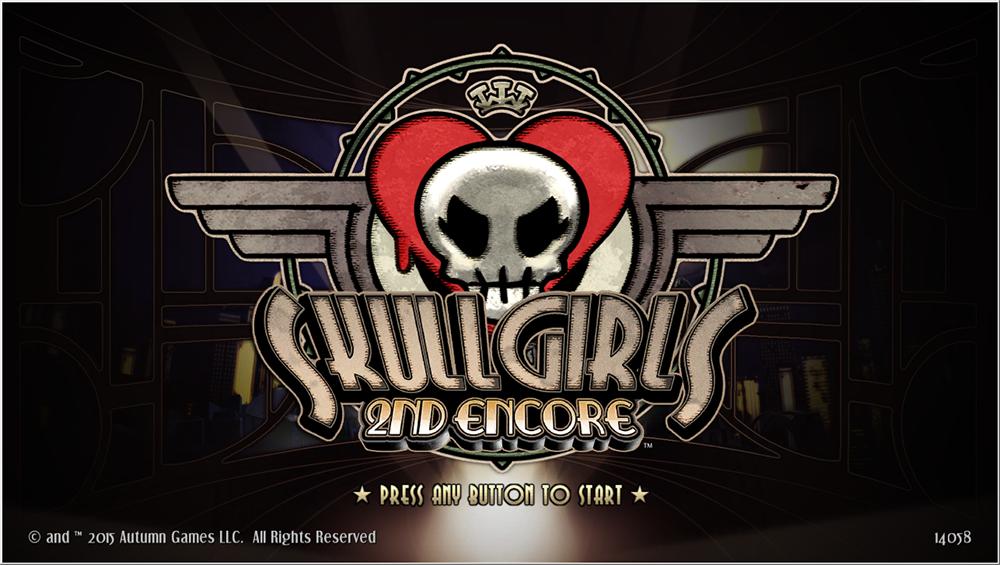 Skull Girls:一款到处张显着个性的猎奇画风格斗游戏