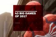 视频集锦:盘点即将在2017年发售的43款游戏大作