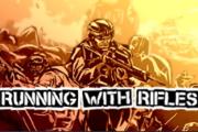 【游戏推荐】RUNNING WITH RIFLES——具有开放世界 RPG 元素的俯视角战术射击游戏