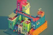 独立游戏美术风格欣赏:体素篇(Voxel)