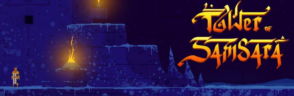 一款横版动作游戏——Tower of samsara,这里是它近期的开发日志