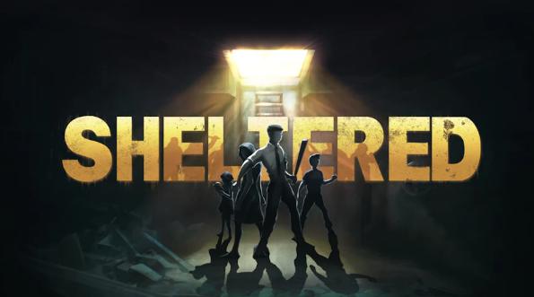 【游戏推荐】《庇护所》(Sheltered)——你必须为你的家庭而战!