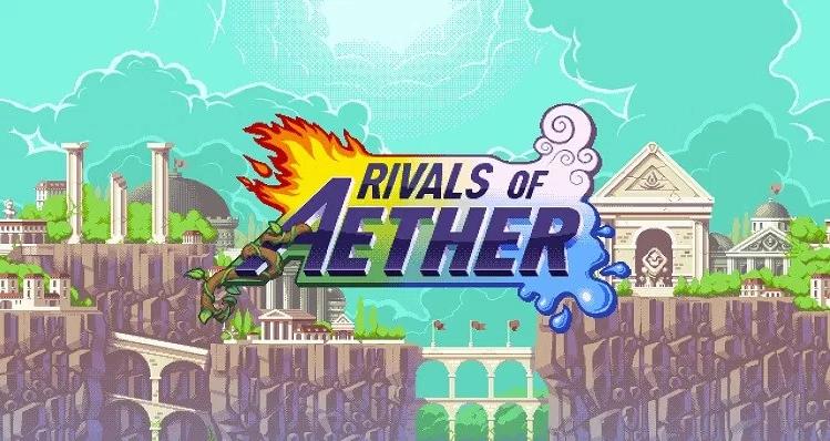 多人乱斗游戏《以太战争》(Rivals of Aether)已脱离EA阶段正式发售:聚光灯下的《以太战争》(上)