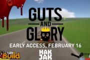 【游戏推荐】Guts and Glory——一款老爸排除万难、不惧死亡骑车送儿子和其他的家庭欢乐时光。