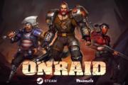 【新游上架】ONRAID——又喜加一!免费的多人在线横版射击游戏!