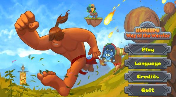 【新游上架】Hunahpu: way of the Warrior——再次向玩家们展示横版平台游戏的魅力!