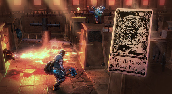 【新游上架】命运之手(Hand of Fate)——一款融合了roguelike和TCG的RPG游戏