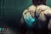 【游戏推荐】Moonfall——完全手绘创作的横版动作ARG
