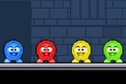 平台跳跃游戏《纽扣人兄弟》(Button Bros)正式开启众筹