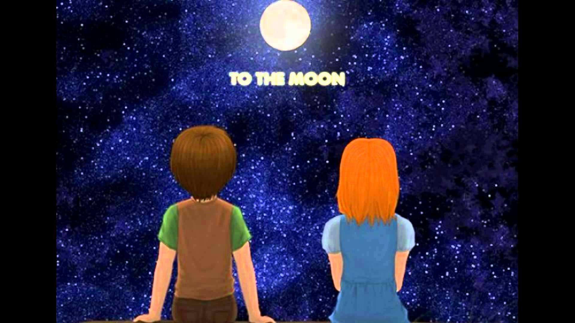 《去月球》移动版正式发售!安卓可以优惠购买哦!