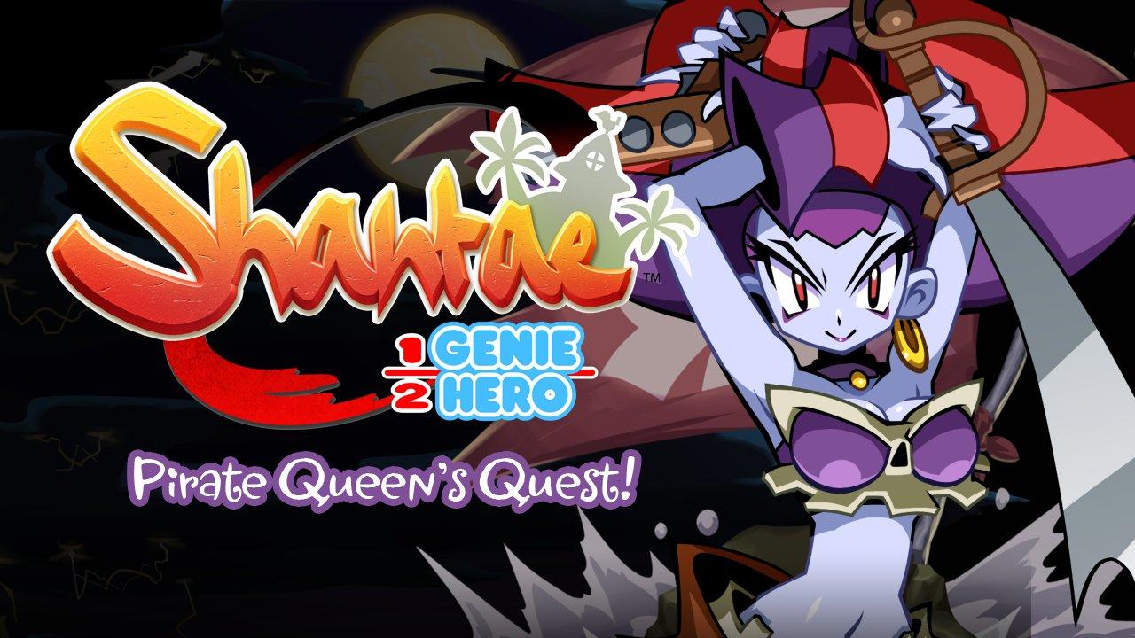 《香缇:半精灵英雄》DLC-Pirate Queen's Quest宣传片;你准备好迎接Risky了吗?