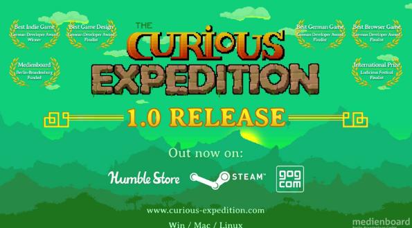 【游戏推荐】奇妙探险队(The Curious Expedition)——向世界尽头进发吧!