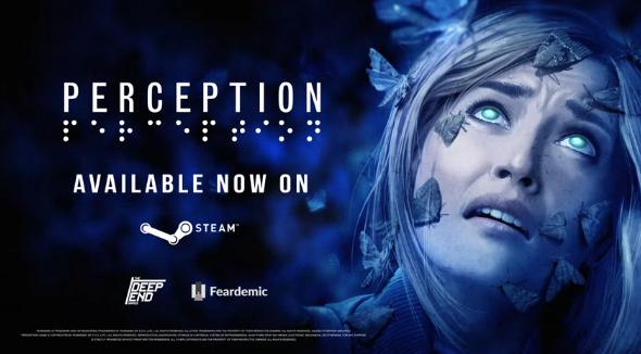 【游戏推荐】Perception(知觉)——就是因为看不见,才觉得恐怖