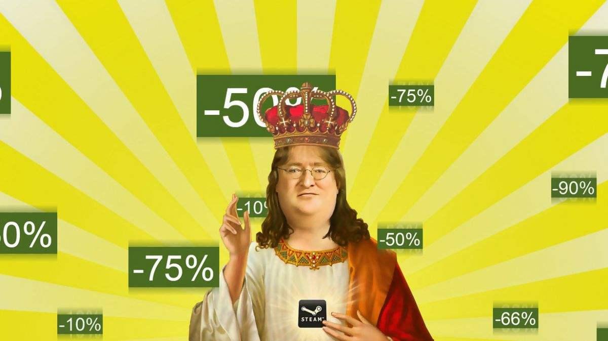 Steam夏季促销这就开始了!这里推荐几款非常棒的游戏!