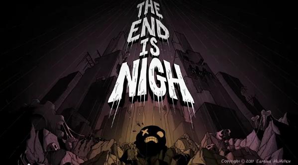 E胖新作The End Is Nigh已正式上架Steam,售价48元。