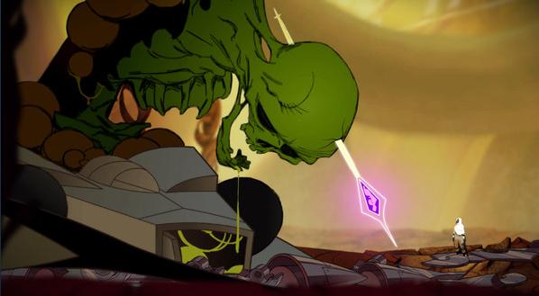 《巨人约顿》开发商新作Sundered开启预购——一场关乎生存和理智的恐怖战斗