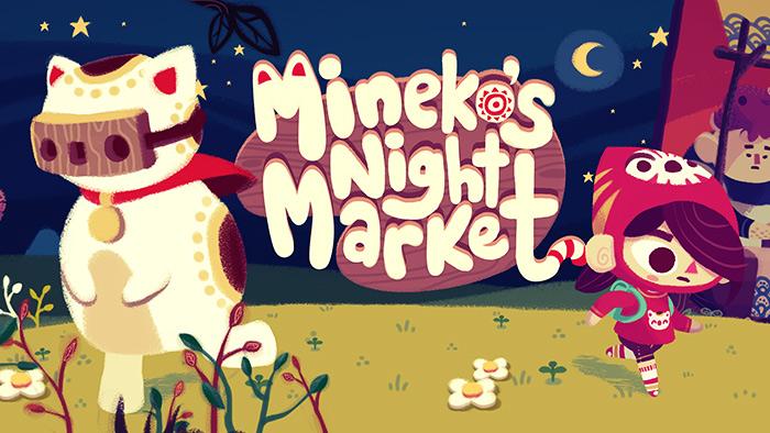 猫控最爱游戏Mineko's Night Market确认由HumbleBundle代理发售