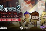 【游戏推荐】The Escapists 2——从世界上最艰苦的监狱中逃脱出来