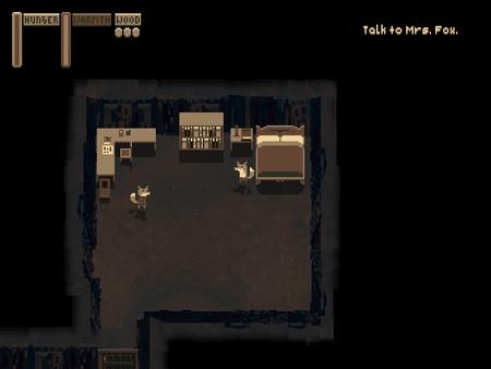 """Foxfolk是一款关于""""家庭""""的生存游戏"""