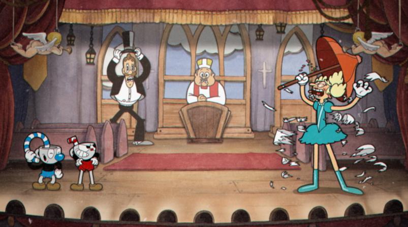 《茶杯头》(CUPHEAD)正式发售!30年代老动画画风;好评如潮!