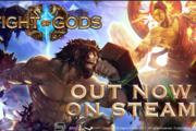 【游戏推荐】诸神之战(Fight of Gods)——来自各个国家众神之间的梦幻对决!