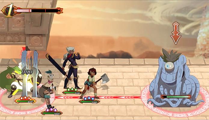[视频]《形影不离》(Indivisible)公布新战斗演示视频和一些游戏改动