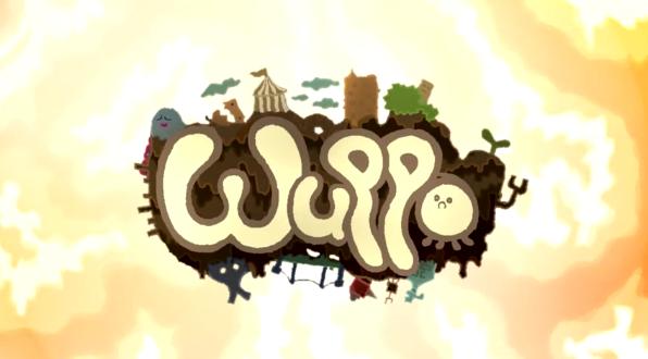 """【游戏推荐】Wuppo——奇妙的""""手绘""""世界"""
