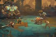 经典漫改RPG游戏《战斗驱逐者》(Battle Chasers: Nightwar)正式上架Steam!