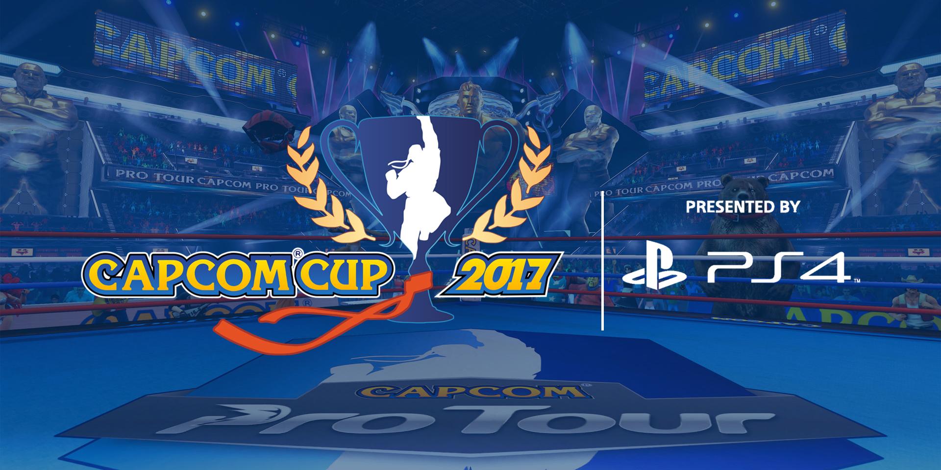 Capcom Cup 2017将于12月8日举办,报名即将截止