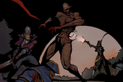 Alder's Blood——万圣节之下,在这款策略游戏里坚持每一回合生存下去