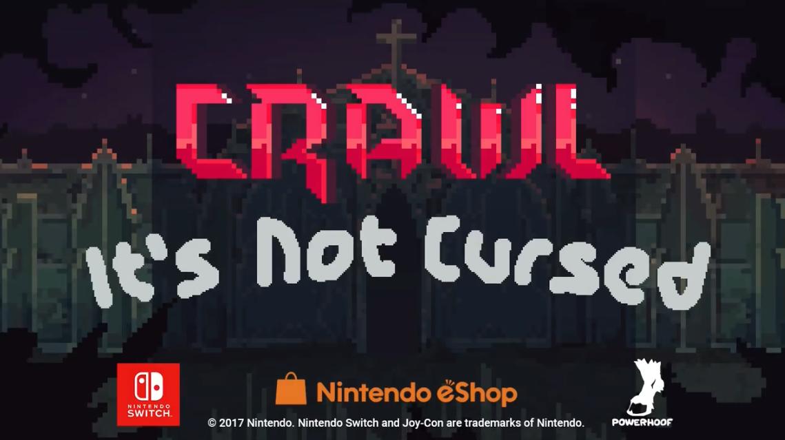 本地多人游戏Crwal登录Switch平台——别想着回回都当勇者