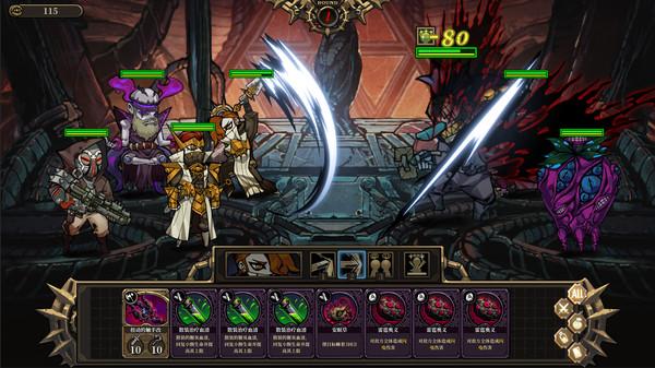 《雨血》开发商灵游坊新作《疯狂之冠》上架Steam