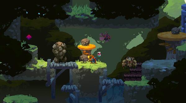 《羊皮盾卫士》(Aegis Defenders)——一款将平台动作和塔防结合的游戏