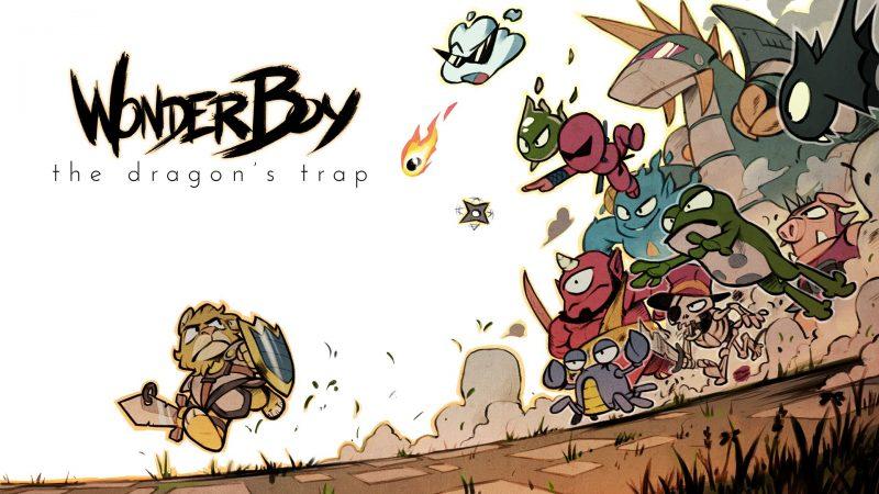 WonderBoy的实体版已准备就绪,你准备买哪个版本?