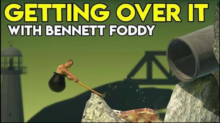 开发者从用户体验的角度聊《Getting Over it with Bennett Foddy》