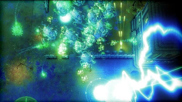 在满是雷电,风雨交加的《Tesla vs Lovecraft》中,你可以撑下去吗?