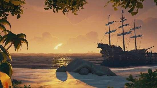 《盗贼之海》初体验:确认过眼神,我上了条贼船