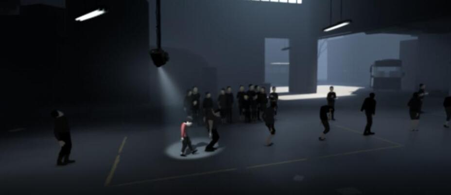 《INSIDE》:没有面孔的世界下我们看到了什么