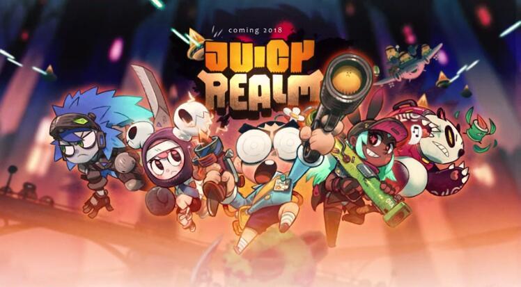 国产roguelike动作射击游戏《恶果之地(Juicy Realm)》终于发售了!
