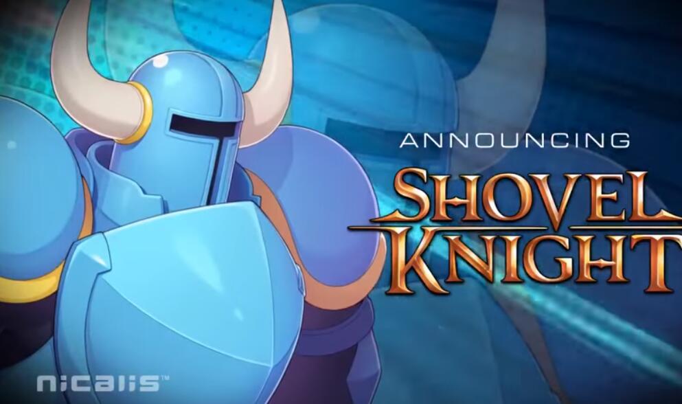 """格斗游戏《剑骑列传》确认""""铲子骑士""""""""以撒的结合""""参战!"""