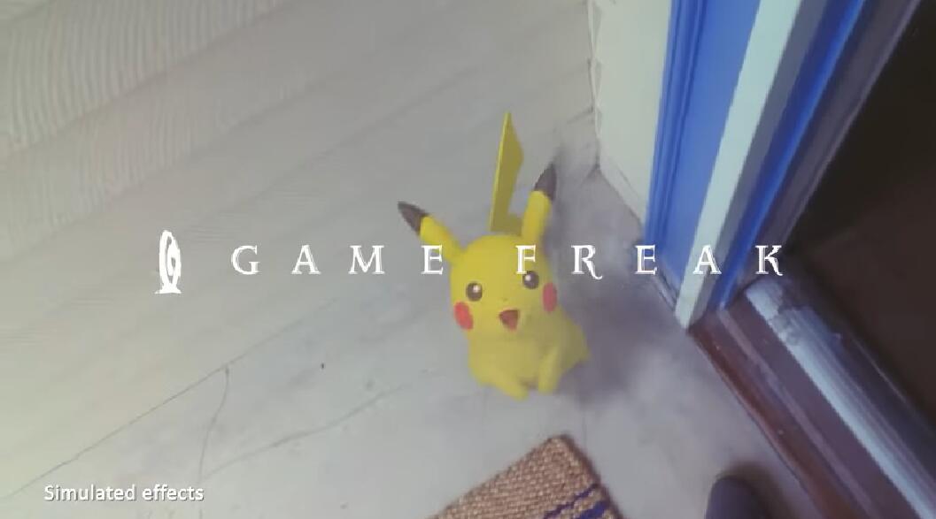 与《PokemonGO》联动的宝可梦新作!正统续作还要等明年